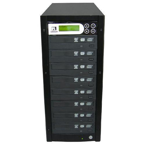 U-Reach 1 to 7 Premium DVD Duplicator - U-Reach eStore
