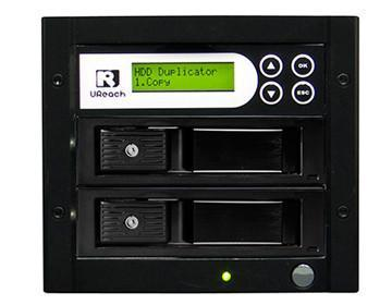 U-Reach 1 to 1 Super 1 Tower Series HDD/SSD Duplicator and Sanitizer - U-Reach eStore
