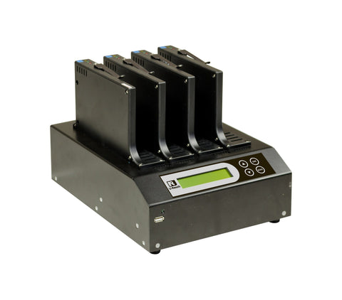 U-Reach 1 to 3 IT Series HDD/SSD Duplicator and Sanitizer - U-Reach eStore