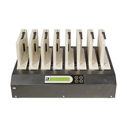 U-Reach 1 to 7 ITS-SAS Series SAS/SATA HDD/SSD Duplicator and Sanitizer - U-Reach eStore