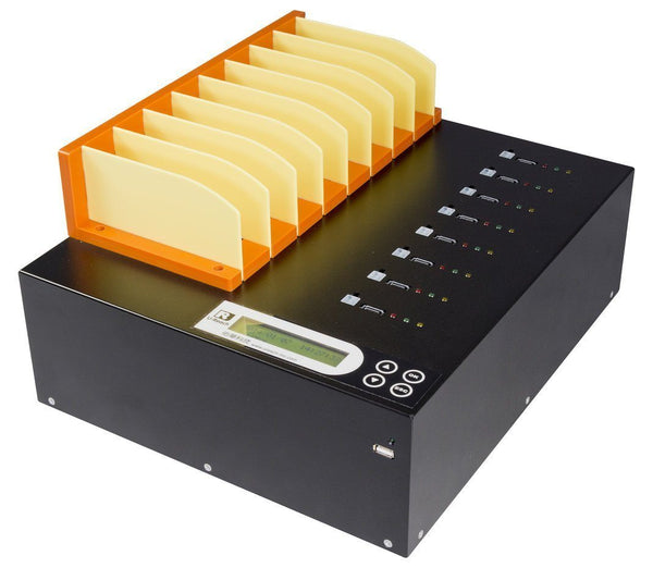 U-Reach 1 to 7 MT High Speed series HDD/SSD Duplicator and Sanitizer - U-Reach eStore