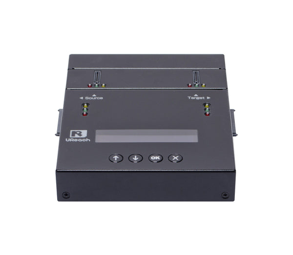 U-Reach M.2 NVMe/SATA Duplicator and Sanitizer 1-1 - U-Reach eStore