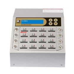 U-Reach 1 to 15 SD/MicroSD Card Duplicator and Sanitizer - Golden Series - U-Reach eStore