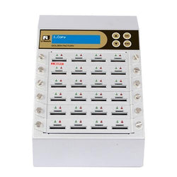 U-Reach 1 to 23 SD/MicroSD Card Duplicator and Sanitizer - Golden Series - U-Reach eStore