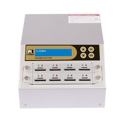 U-Reach 1 to 7 SD/MicroSD Card Duplicator and Sanitizer - Golden Series - U-Reach eStore