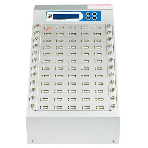 U-Reach 1 to 59 Write Protect USB Duplicator and Sanitizer - U-Reach eStore