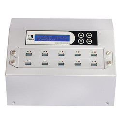 U-Reach 1 to 9 USB Duplicator and Sanitizer - High Speed Series - U-Reach eStore
