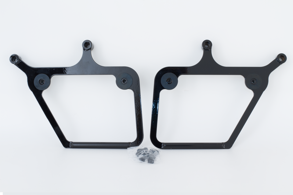 Victory High Ball - Saddlebag Frame Kit