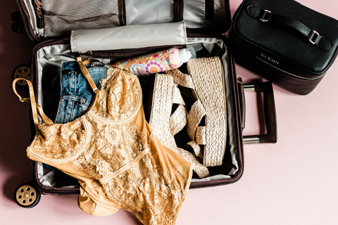 lingerie travel checklist