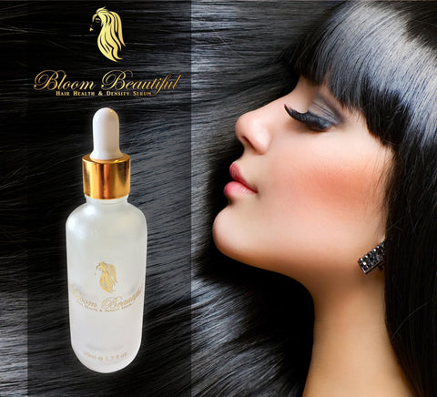1-Bottle Only $29 (51% off). Bloom Beautiful Hair Growth Serum. Lifetime FREE Shipping in US!
