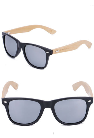 Bloom Beautiful - Bamboo Sunglasses
