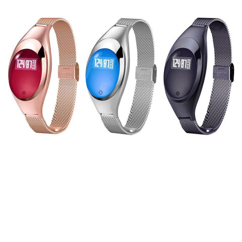 BloomFit - Women's Fashion Smartwatch