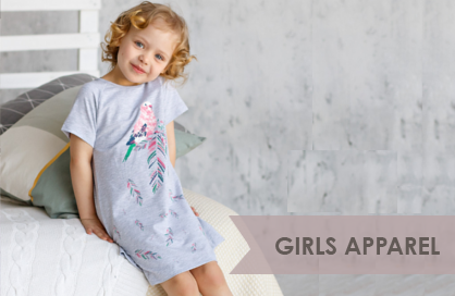 Girls Apparel