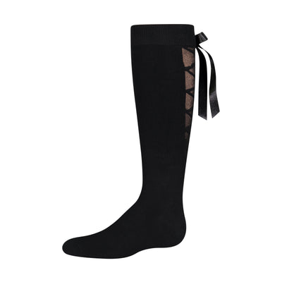 JRP Lace Up Knee High Sock