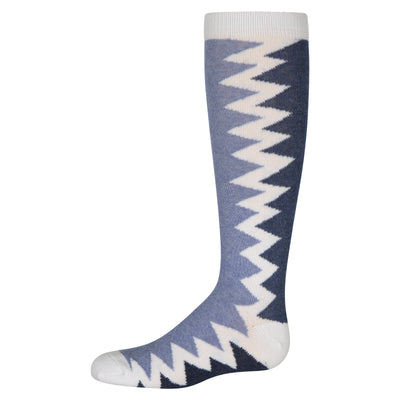 JRP Chevron Line Knee High Sock