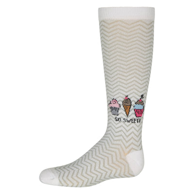 JRP Ice Cream Knee High Sock