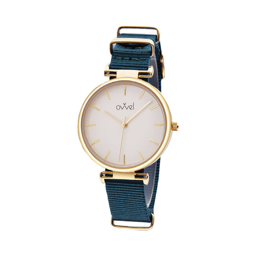Ovvel Design Ribbon Watch