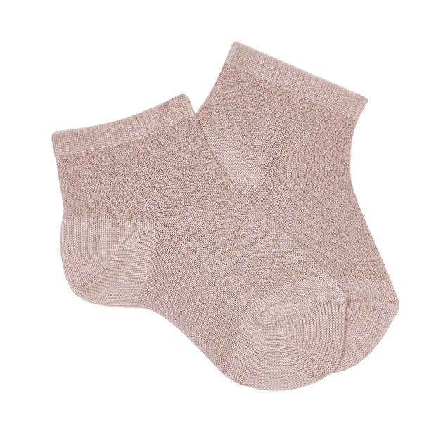 Condor Patterned Anklet Sock - 2365/4