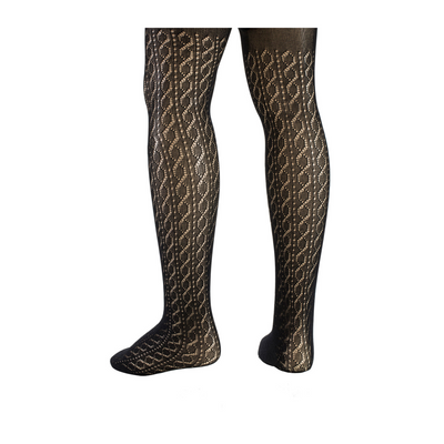 Serlei Cabled Crochet Tights