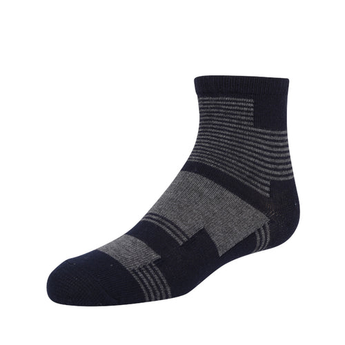 Zubii Mixed Pattern Boys Anklet Sock