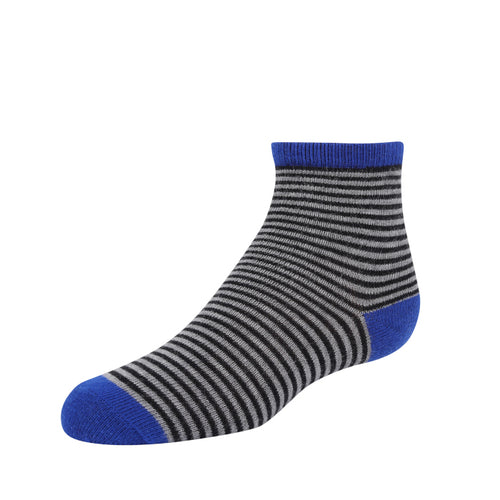 Zubii Thin Stripe Boys Anklet Sock
