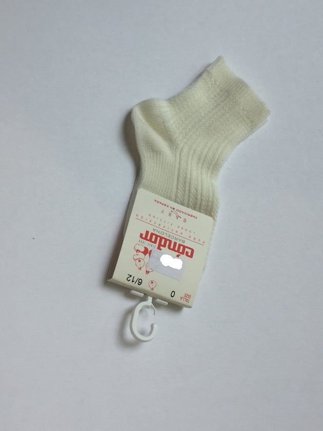 Condor Ribbed Design Sock - 2366/4