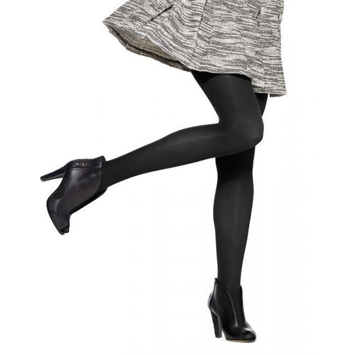 HUE Opaque Tights without Control Top
