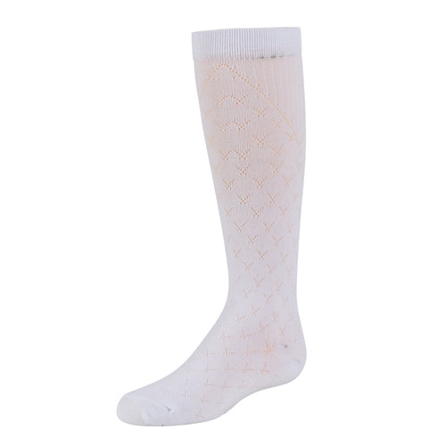 Zubii V Patterned Knee High Sock