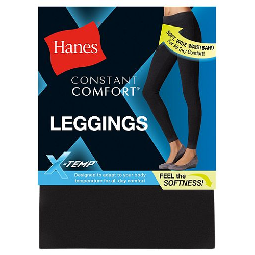 Hanes X-Temp® Constant Comfort® Leggings with Comfort Flex™ Waistband