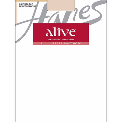 Hanes Alive Support Pantyhose