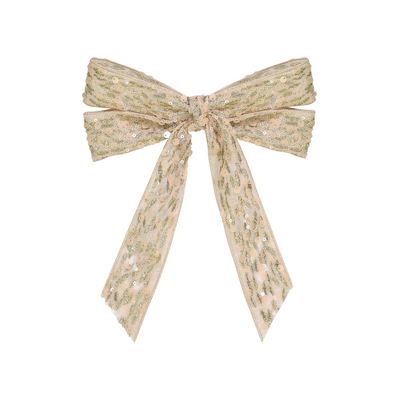 DaCée Designs Sequin Bow Clip