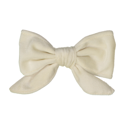 DaCée Designs Small Velvet Bow Clip