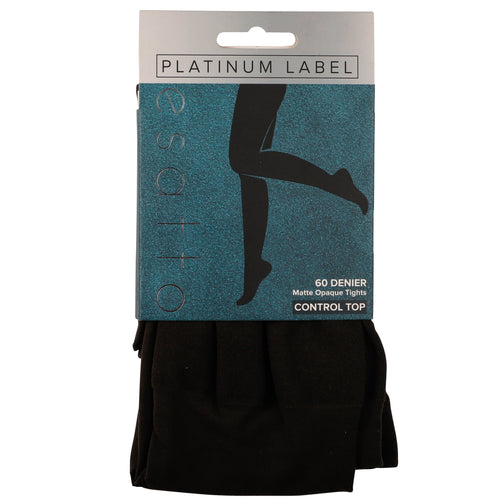 Esatto Opaque 60 Denier Tights Control Top