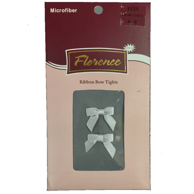 Florence Ribbon Bow Tights