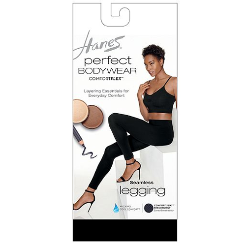 Hanes Perfect Bodywear Seamless Legging with ComfortFlex™ Waistband