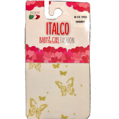Italco Butterflies Tights