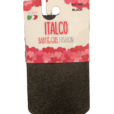 Italco Lurex Tights