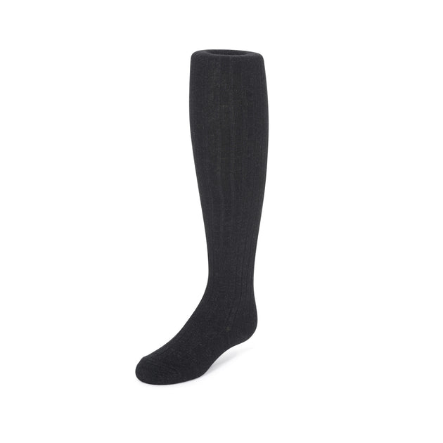 Pur Cotton Ribbed Tights