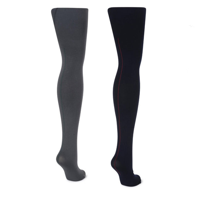 Pur Backseam Opaque Tights