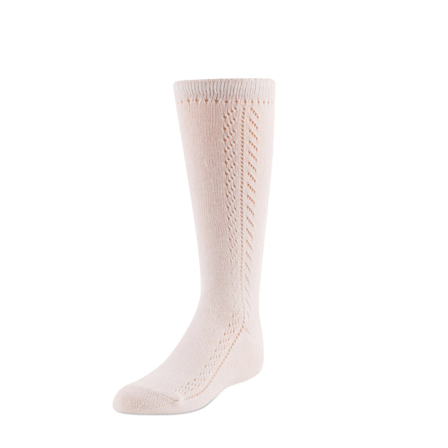 JRP Heirloom Collection Crochet Knee High Sock