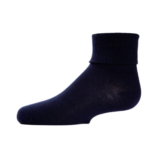 Memoi Cotton Triple Roll Socks - MK 5058