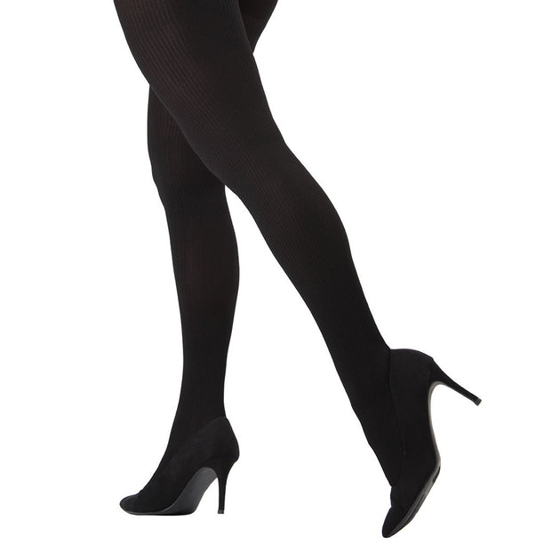 Memoi Twin Rib Tights