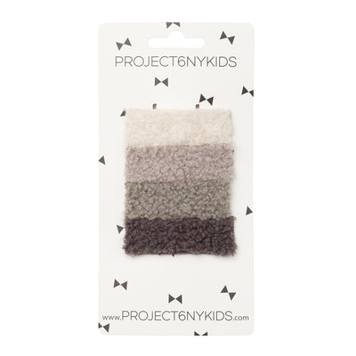 Project 6 NY Olly Log Clips Set of 4