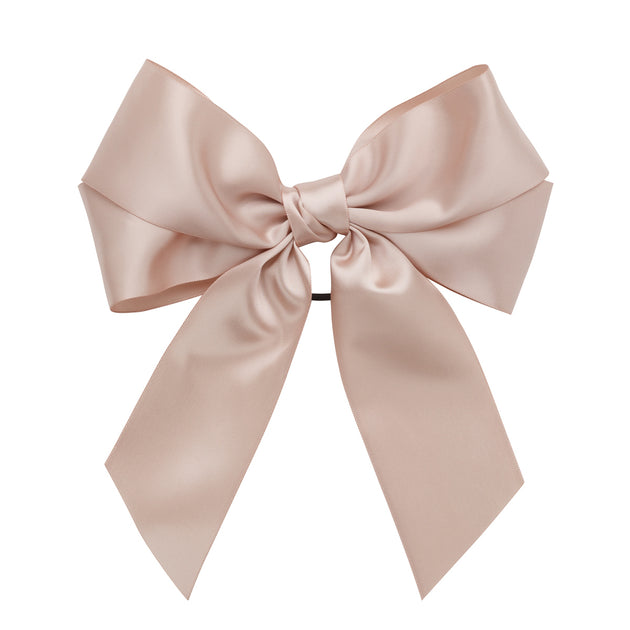 Project 6 NY Oversized Bow Pony Clip
