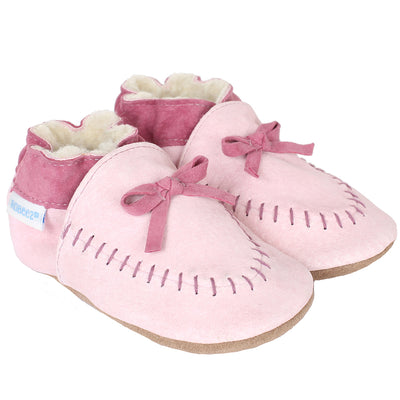Robeez Cozy Moccasin Shoes