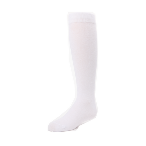 Memoi Spot On Basics Flat Knee High Sock - SP 1019