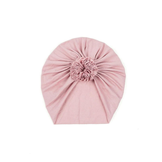 Sweet Peas Co Rose Turban Head Wrap