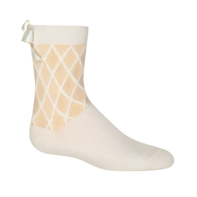 JRP Sheer Diamond Midcalf Sock