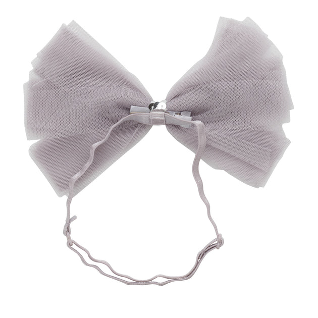 Project 6 NY Soft Tulle Strips Clips and Baby Wrap Headband