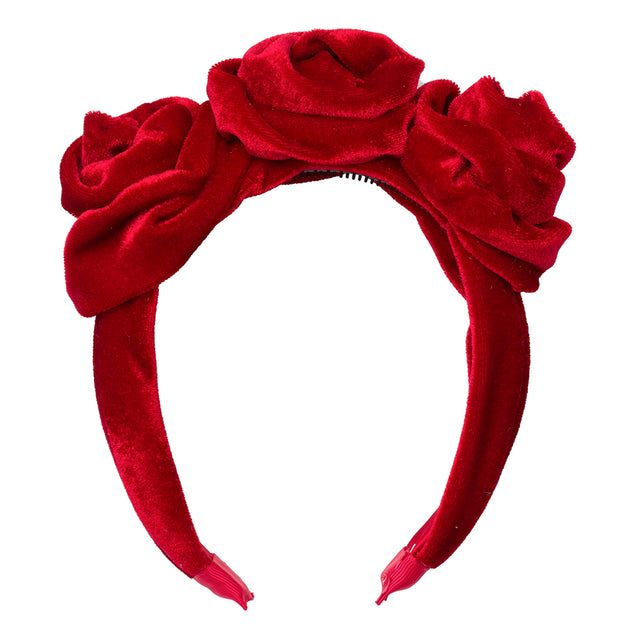 Project 6 NY Triple Rose Garden Headband